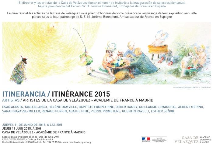 ITINERANCIA 2015 WEB