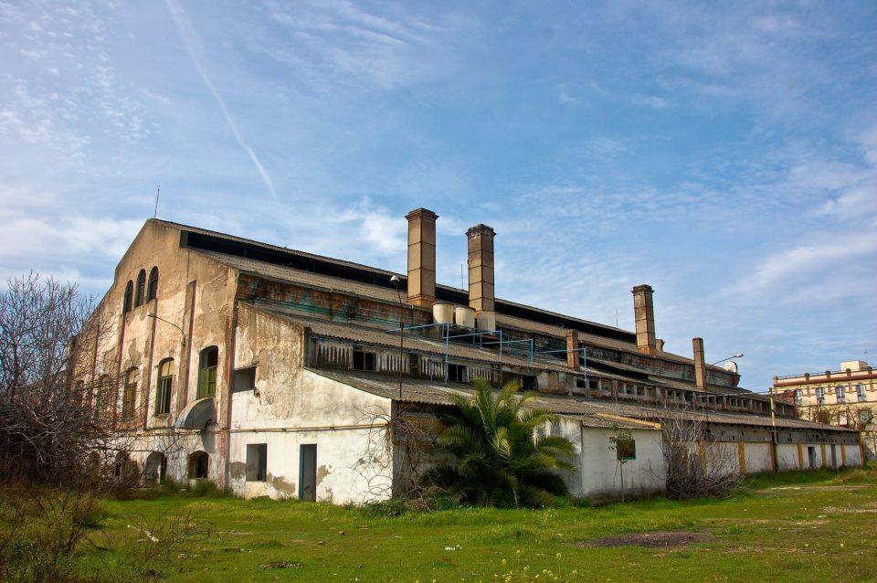 M ster en gesti n del patrimonio industrial mapind for La fabrica del mueble sevilla